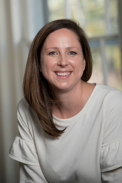photo of Amy White, executive assistant
