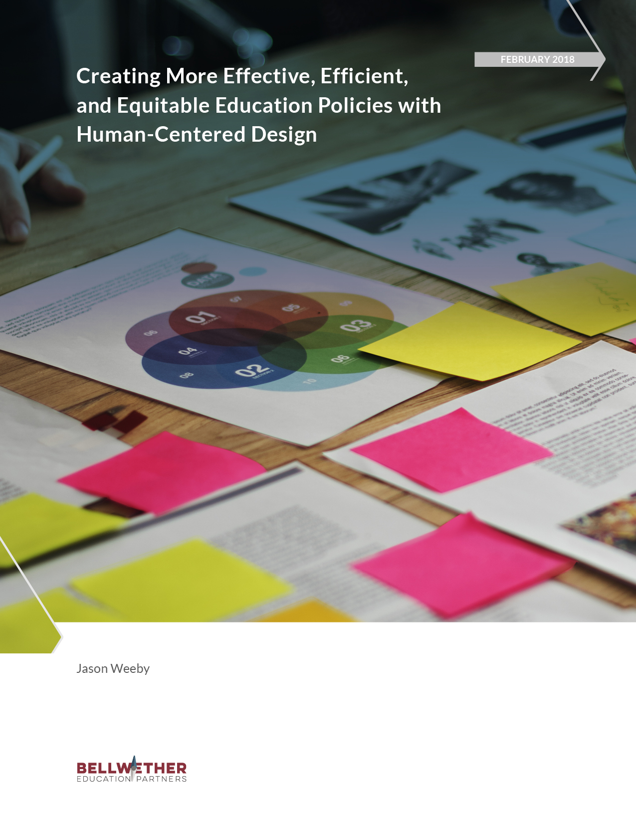 cover of Creating More Effective, Efficient, and Equitable Education Policies with Human-Centered Design