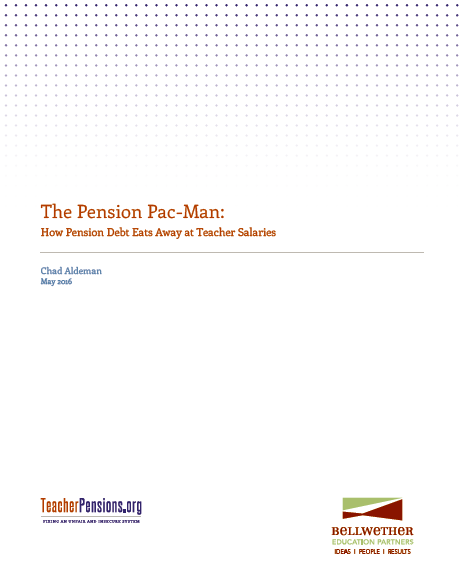 Pensions Pac-Man Cover