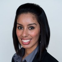 headshot of Yoshira Cardenas Licea, consultant at Bellwether Education Partners